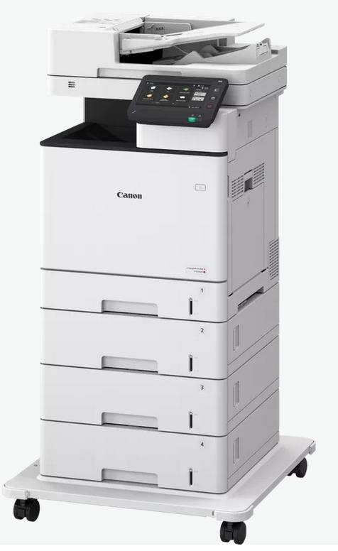 Canon imagerunner C1538iF Drucker Kopierer mit 4 Papierkassetten