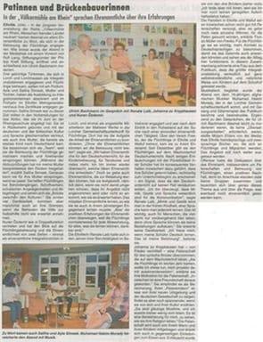 15.09.2016 Rheingau Echo Völkermühleveranstaltung zum Thema Ehrenamt