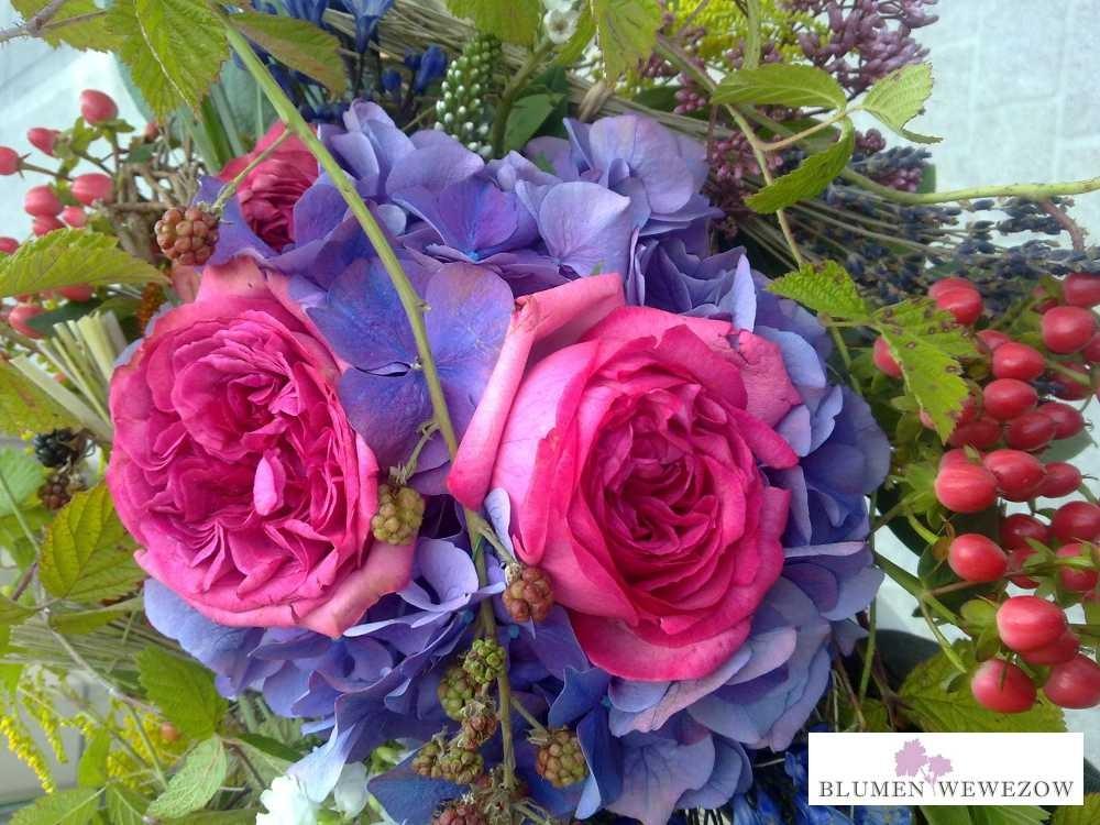 Blumen zum Geburtstag - Traumfänger