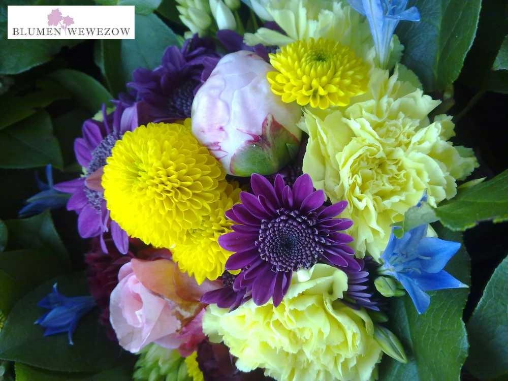 Blumen zum Geburtstag -  Sommerwiese