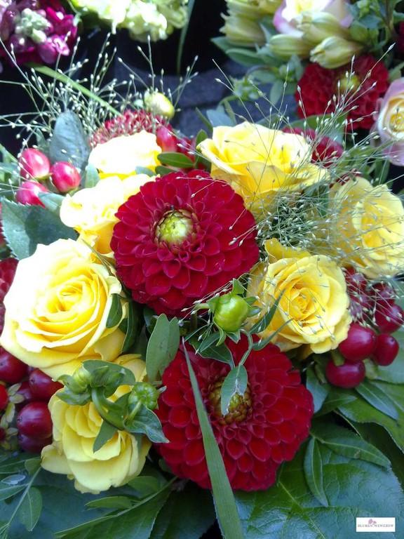 Blumen zum Geburtstag - Für Dich, liebe Mutter