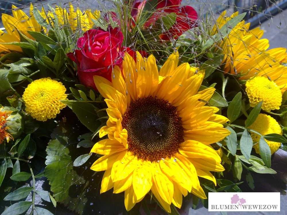 Blumen zum Geburtstag - Sommer, Sonnenschein