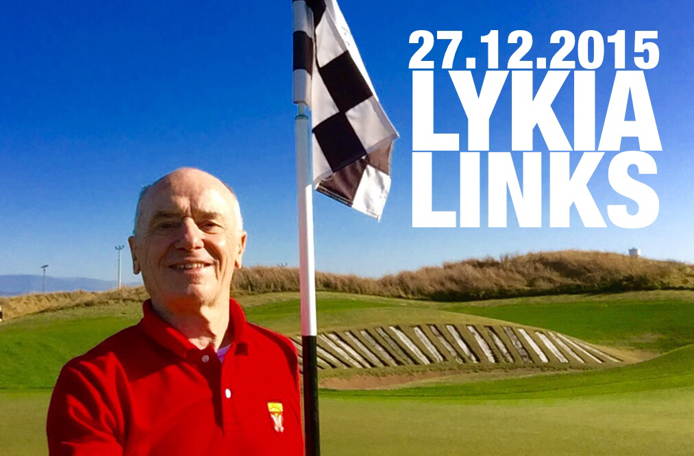 2015 Golf-Türkei, Lykia Links