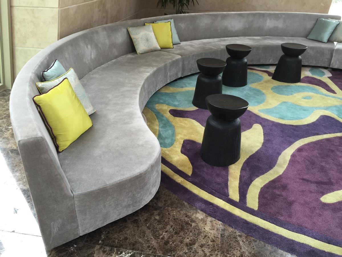 Besuch im Rixos (von Saudis bevorzugt)