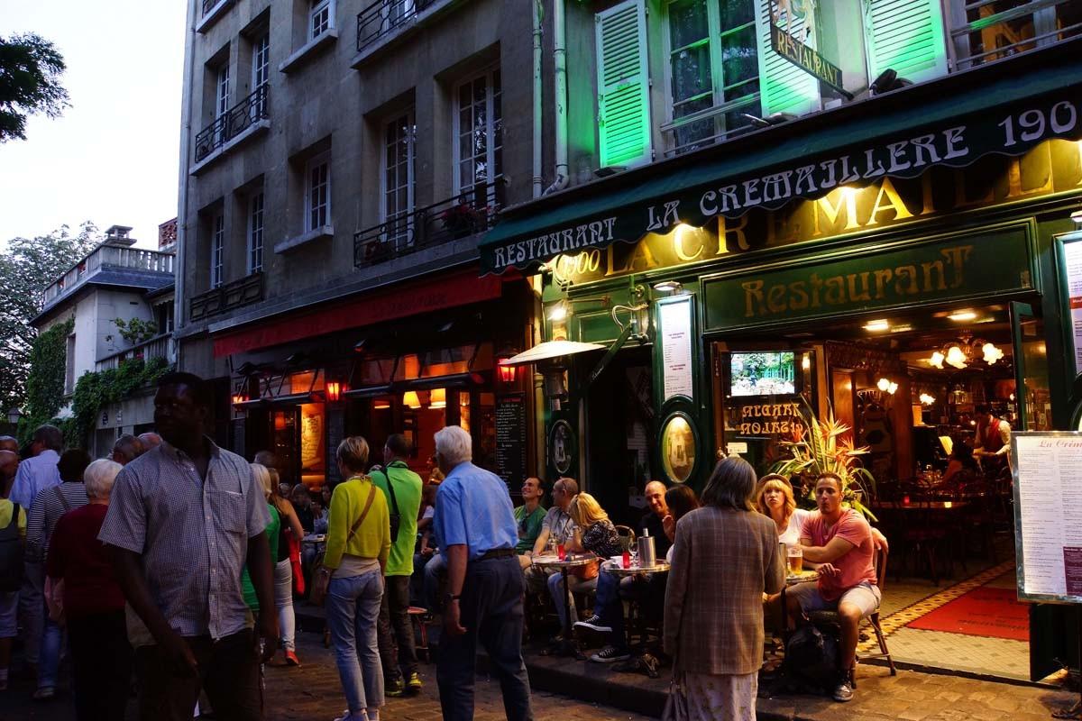 Montmartre-Bummel