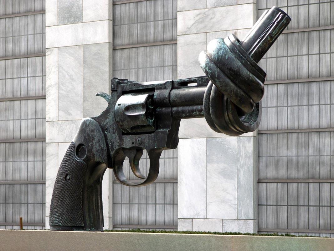 UN-Denkmal