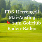 Herrengolf-Ausflug 2012 GC Baden-Baden. Golf-Club Freudenstadt. Foto Rainer Sturm stormpic.de