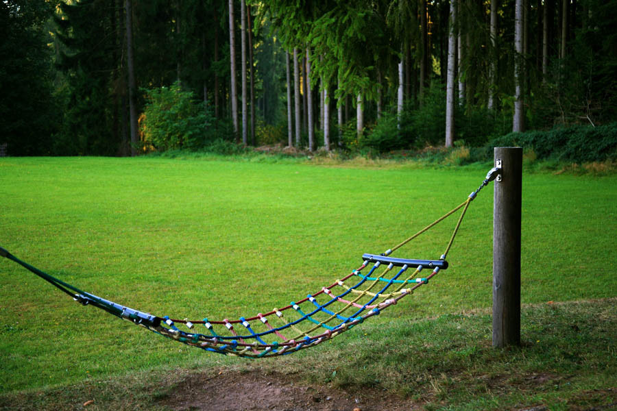 Spielwiese bei Hörschweiler