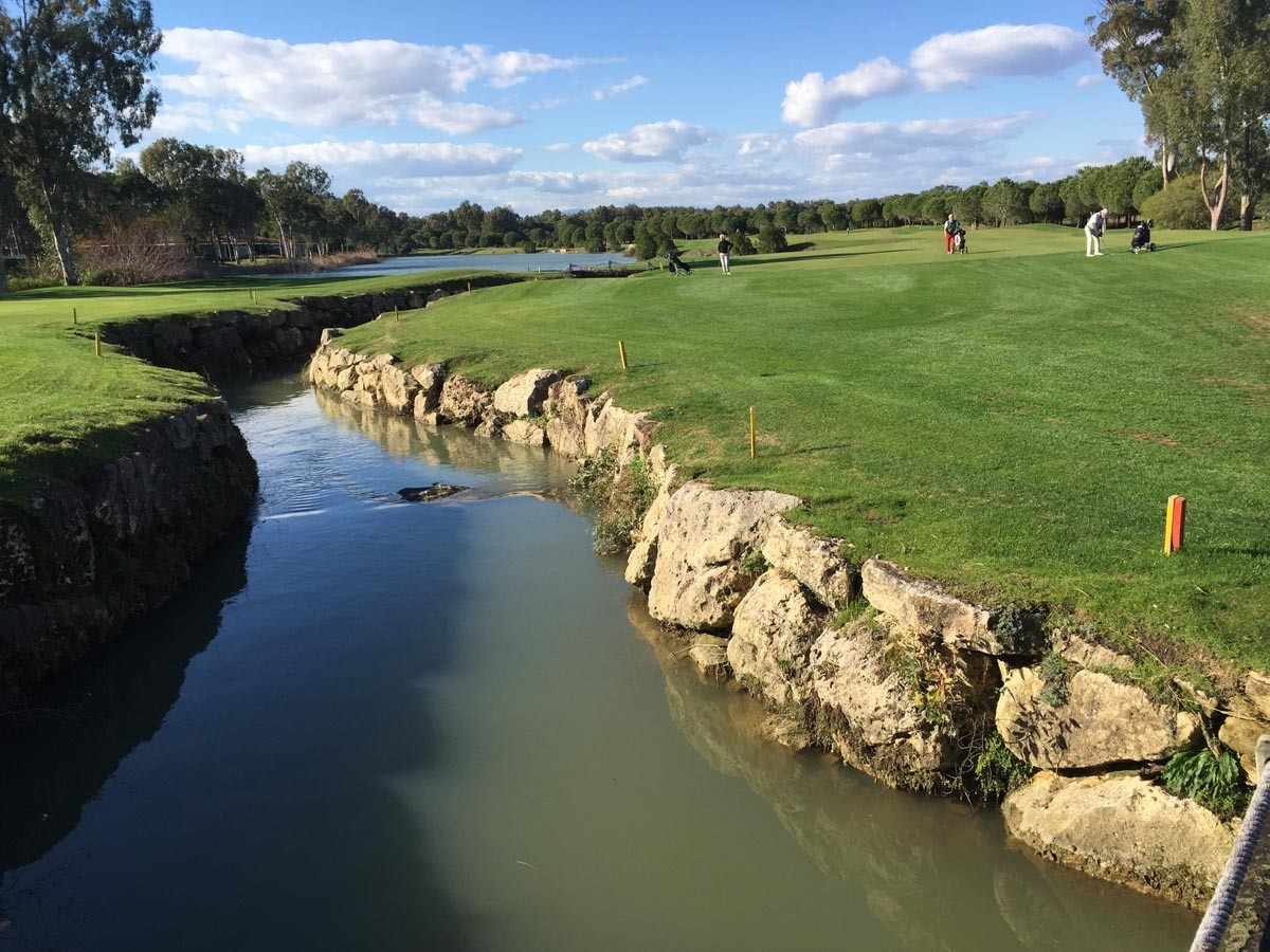Antalya GC Sultan-Course, Bahn 16