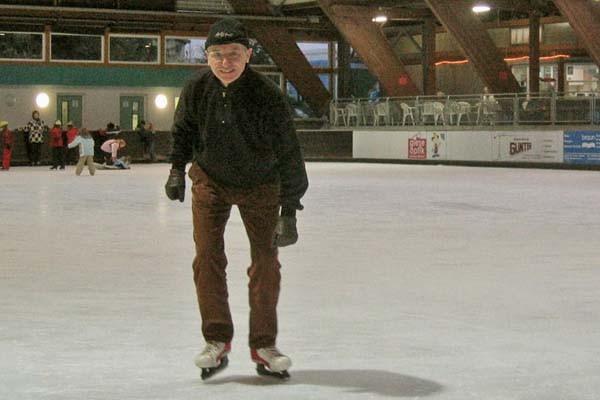 Eishalle Baiersbronn 2008