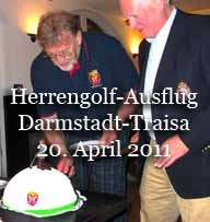 Herrengolf-Ausflug 2011 zum GC Darmstadt-Traisa. Golf-Club Freudenstadt. Foto Rainer Sturm stormpic.de