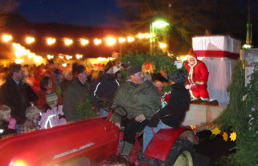 Dorfweihnacht 2009