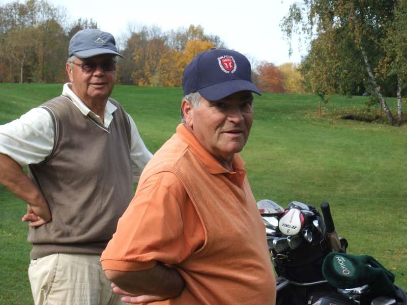 Peter Halm und Rolf Hartenstein