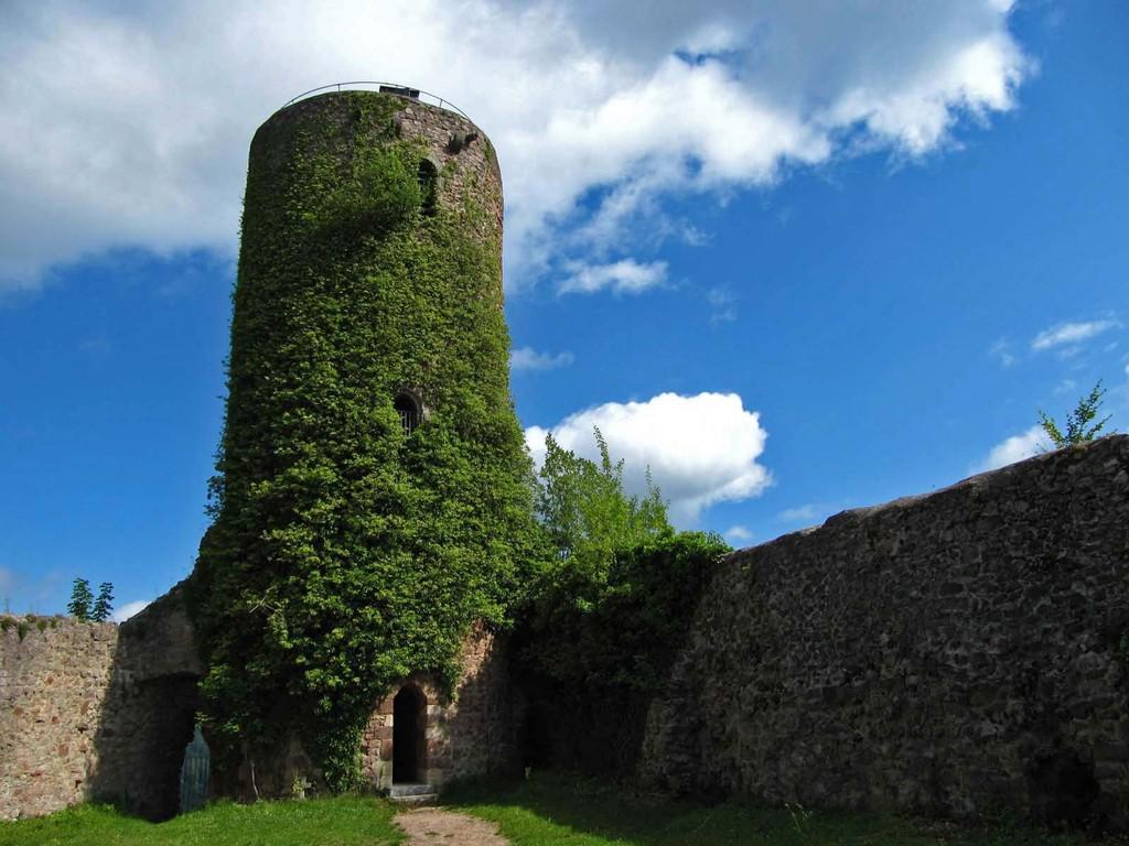 Ruine Sausenburg. Geschichtsträchtig seit 1232.