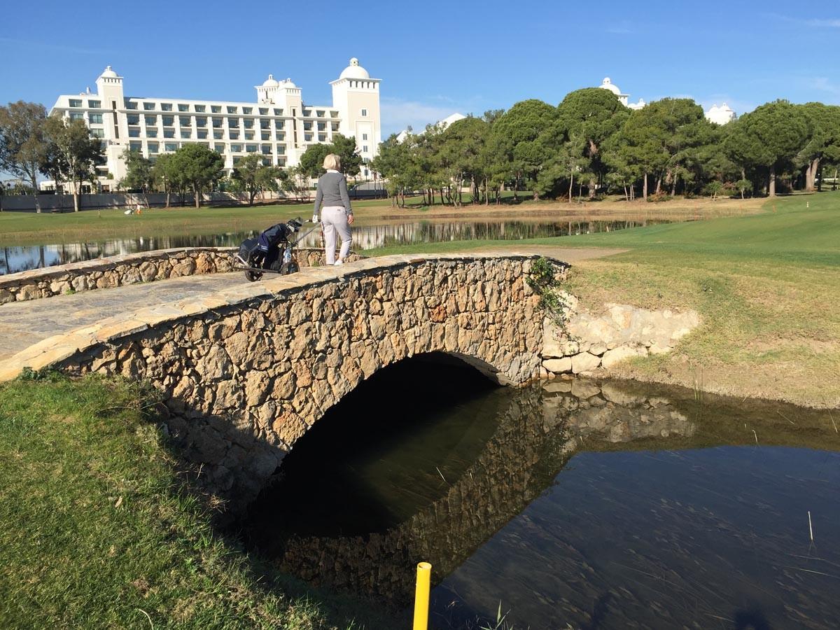 NEU: Titanic Golf-Club mit Titanic-Ressort