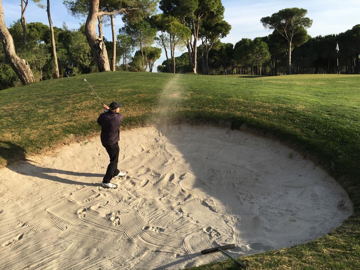 Maxx Montgomerie Golf, Bahn 16