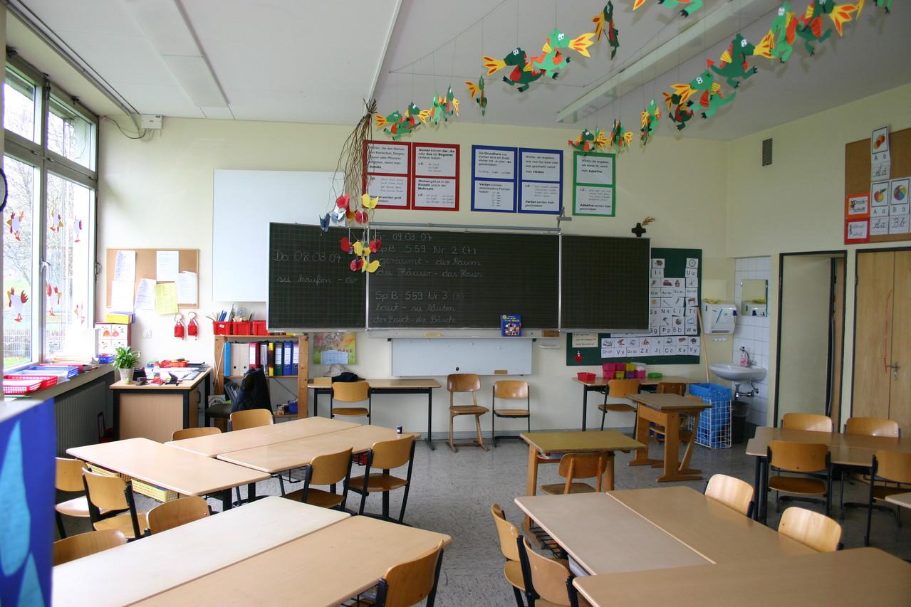 Einblick in eine A-Klasse I
