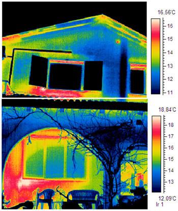 campo dell' infrarosso