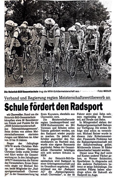 Kölnische Rundschau Nr.146 27.06.1991