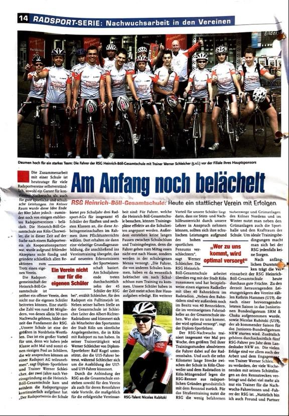 In Radsport - Nr.49 - 05.12.2006