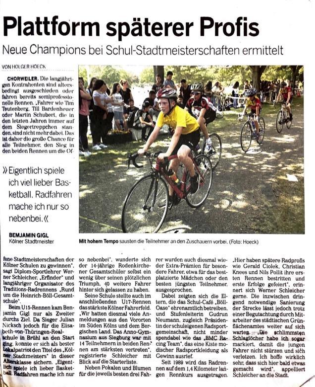 Kölnische Rundschau Nr. 146 27.06.2017