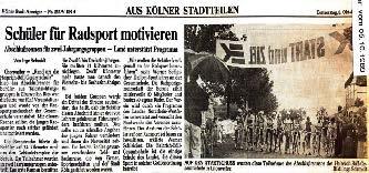Kölner Stadt Anzeiger Nr. 233 05.10.1989