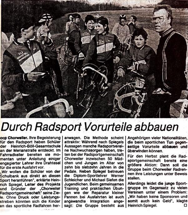 Kölnische Rundschau Nr. 102 03.05. 19 89