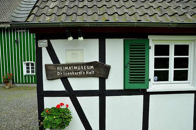 """Heimatmuseum """"D´r Isenhardt´s Hoff"""""""