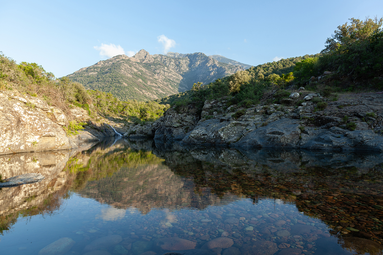 Korsika 2018 (Fango-Tal)