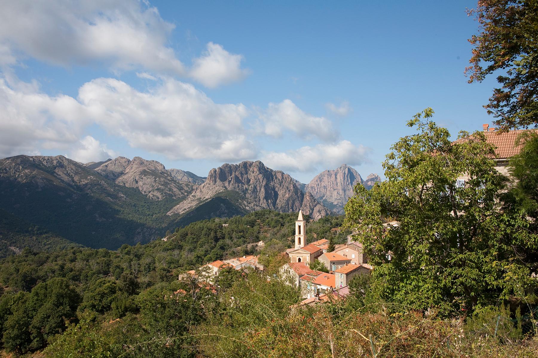 Korsika 2011 (Evisa)