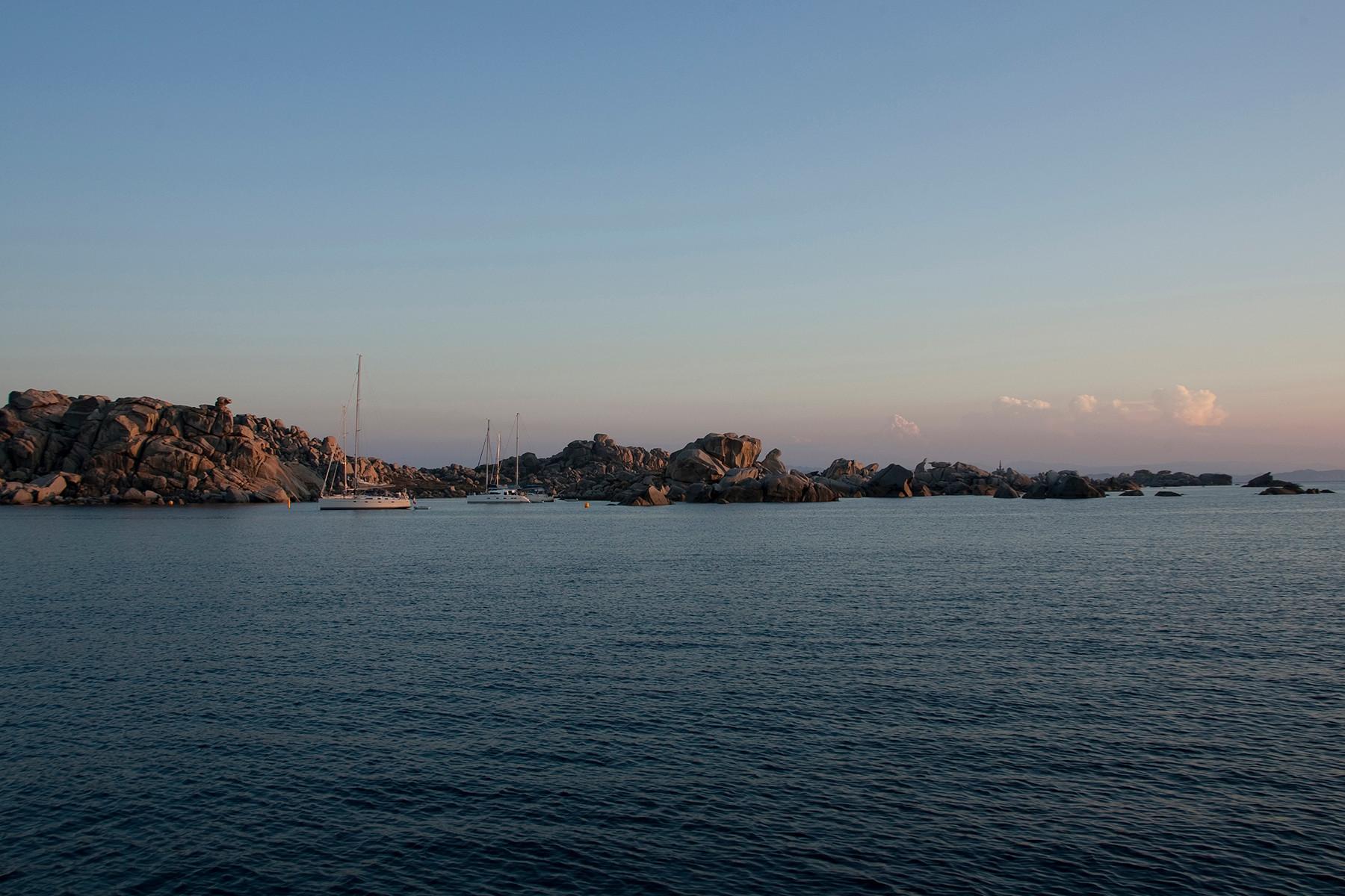 Korsika 2011 (MS Galiote, Lavezzi Inseln)