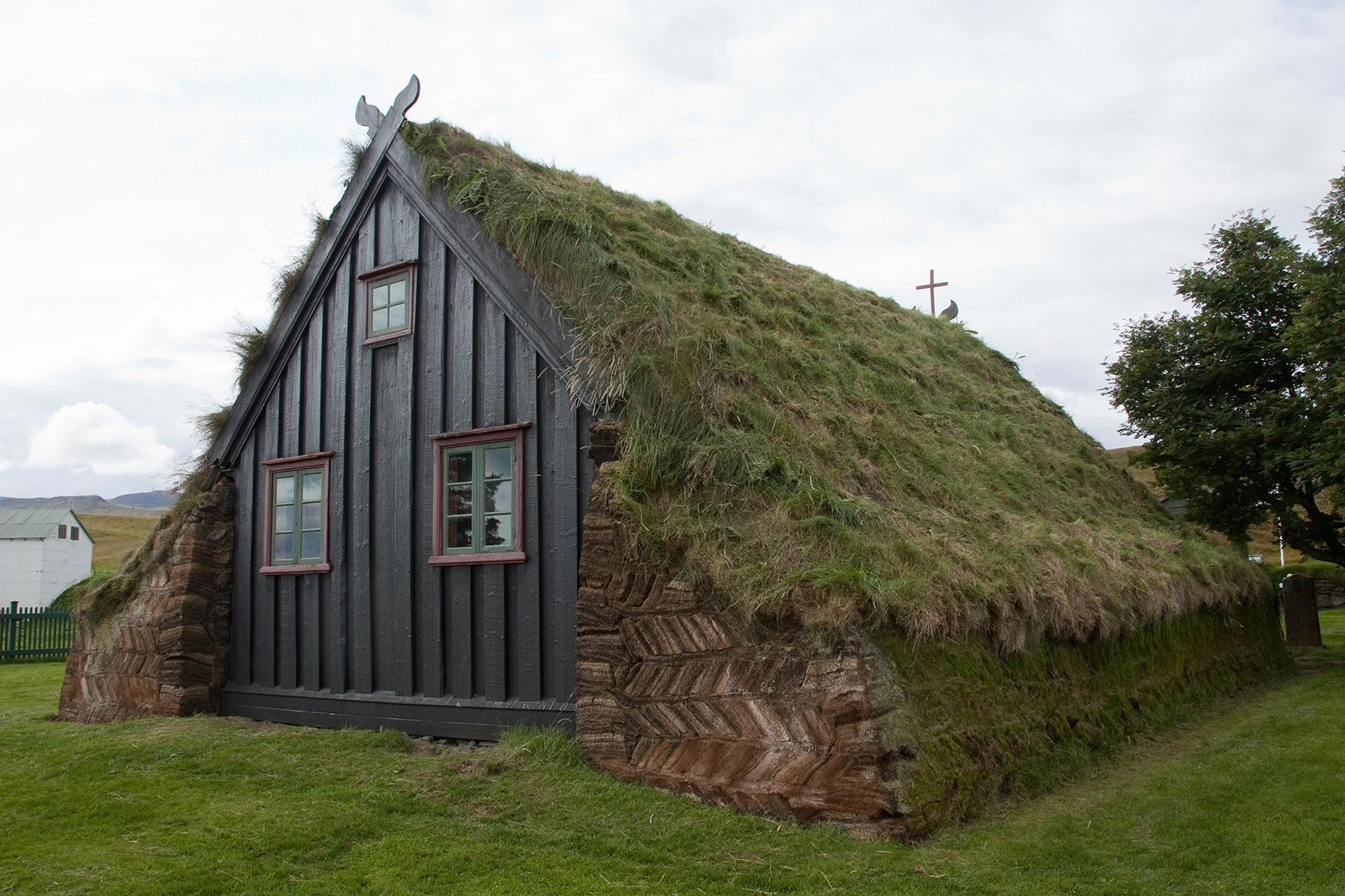 Island 2014 (Viðimýri)