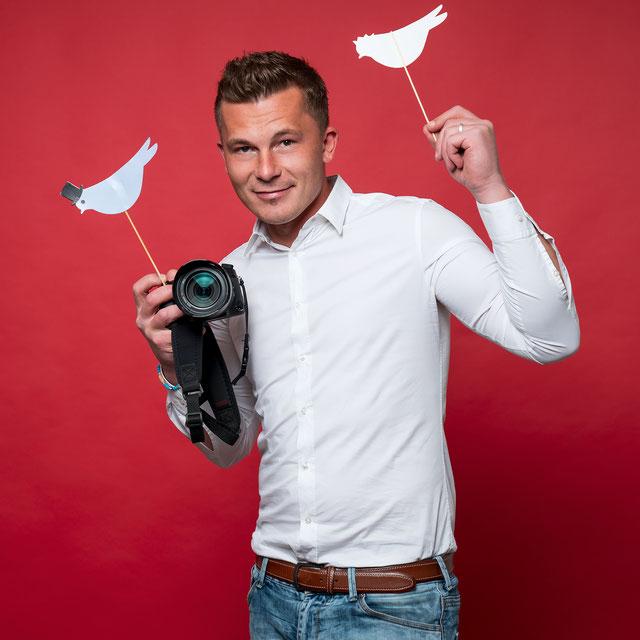 Fotograf und Videograf Manuel Feininger