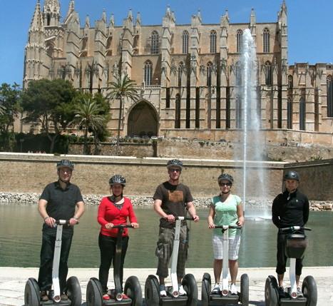 Segway Mallorca Erlebnis