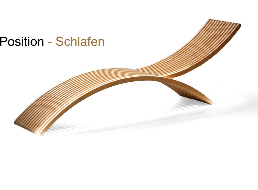 Liegemöbel sitz liege stuhl eigene möbelkollektion vorndran design hollstadt