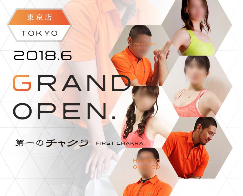 前立腺整体!第一のチャクラ東京店