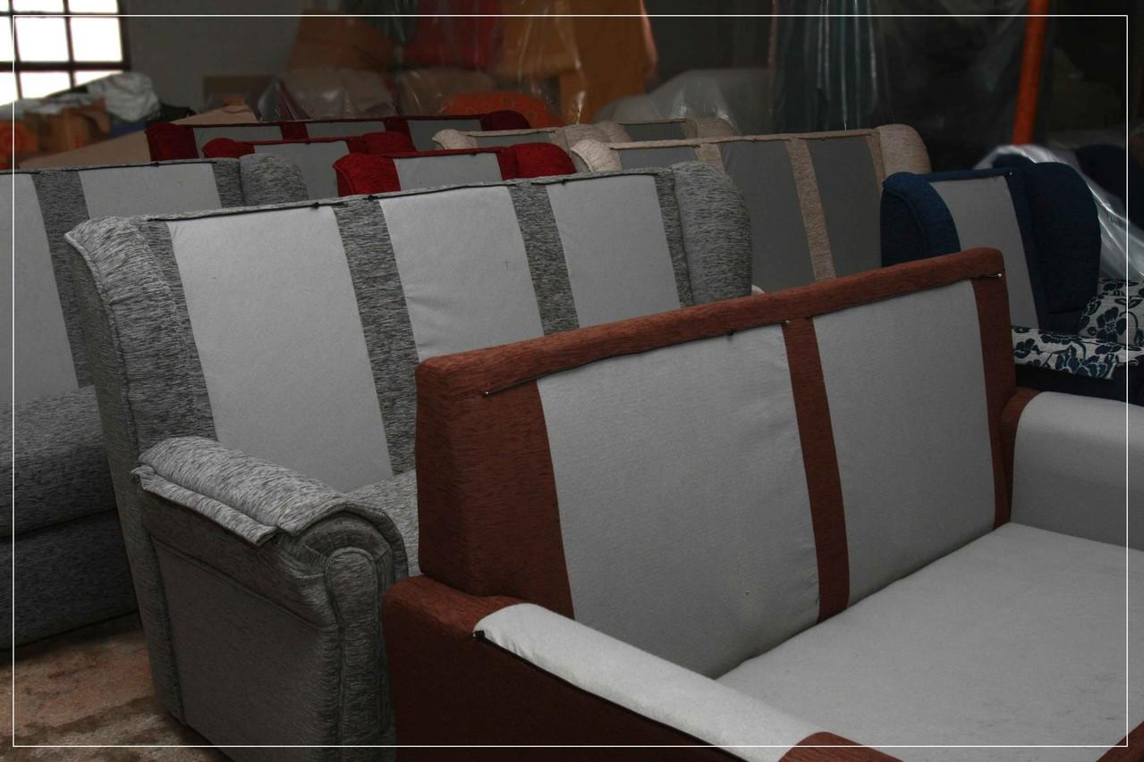Sofa casi terminado - EntreSofas - Sofas Valladolid