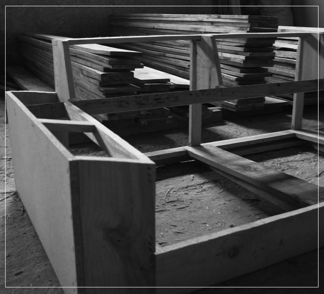 Armazón de sofá - EntreSofas - Sofás a medida en Valladolid
