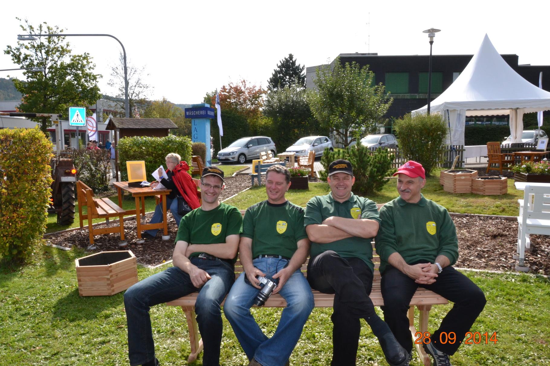 Oktoberfest Kaufpark Wehrda 2014