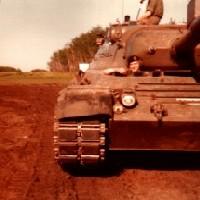 Panzer fahren macht Spass