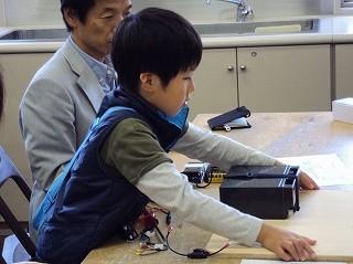 親子で学ぶ〜手づくり発電教室