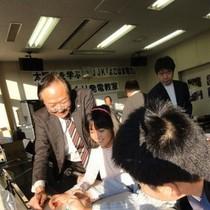 「親子で手作り発電教室