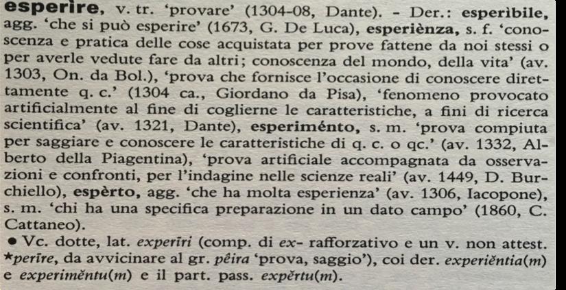 Cortellazzo, M. Zolli, P. Dizionario etimologico della lingua italiana. Zanichelli, 1979.
