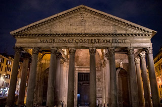 Paola Barbanera - The Best of Rome - Churches of Rome - Pantheon