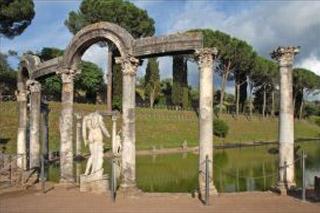 Paola Barbanera - Rome Surroundings Tour - Villa Adriana Tivoli