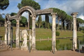 villa adriana tivoli rome surroundings guided tour