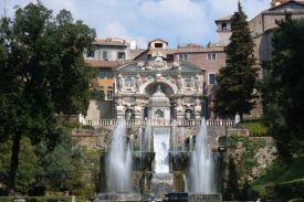 villa d'este tivoli rome surroundings guided tour