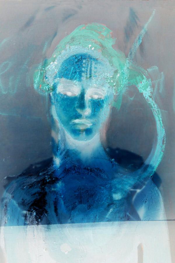 New digital art from contemporary artist Eva Kunze