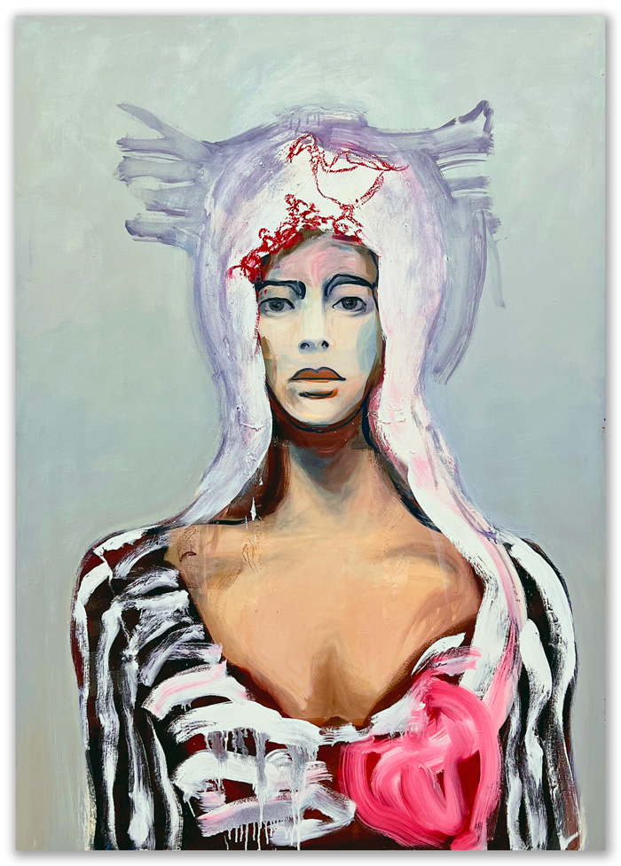 Contemporary Oilpaintings online