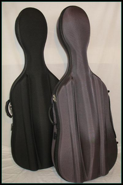 housse étui cello gris
